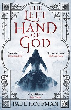 The Left Hand of God by Paul Hoffman. There are different opinions about it, but I absolutely fell in love with this story.