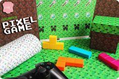 Coleção Pixel Game ♥