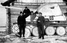Marder III Sd.Kfz. 139 / RUSSIA / WINTER