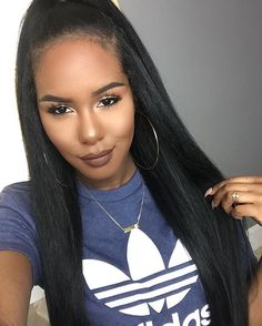 Casual date look! Pretty! Half up, half down   brown lippie!   Kelsey Murrell   Glam Twin