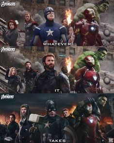 I believe all the fans of Marvel Avenger have a complicated feeling while looking this photo. This photo is the evolution of first Avengers until the latest movie of Avengers. Marvel Avengers, Marvel Art, Marvel Dc Comics, Marvel Heroes, Funny Marvel Memes, Marvel Jokes, Dc Memes, Disney Marvel, Nick Fury