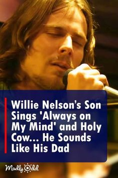 Willie Nelson's Son Sings 'Always on My Mind' and Holy Cow… He Sounds Like His Dad Best Country Music, Country Music Videos, Country Music Stars, Country Music Singers, Country Songs, Willie Nelson, Hit Songs, Music Songs, My Music