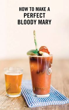Try your hand at a classic savory cocktail recipe with the help of this bartending tutorial that can show you how to make the Perfect Bloody Mary! This iconic drink idea is sure to be a staple for any brunch get-together you are planning.