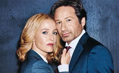 The X-Files returns in EW's new issue | EW.com - Fangirl - X-Files