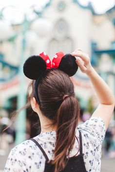 I wish I was in Disney World!