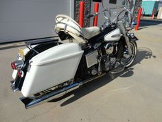 1966 Harley-Davidson Electra-Glide