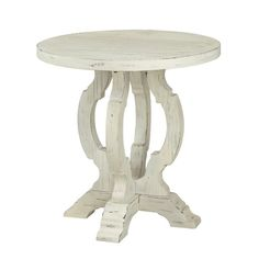 Furniture Styles, Wood Furniture, Furniture Ideas, End Tables, A Table, Coffee Tables, Dining Tables, Orchard Park, Round Accent Table
