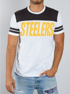 Pittsburgh Steelers 6 Time Super Bowl Champions Shirt Mens