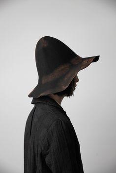 Burned Hat | cendre