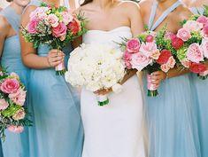 Charming Southern Summer Wedding   Planner/Florals: Tami Winn Events   Photography: Stephanie Brazzle Photography #bridesofnorthtx #wedding #bouquet