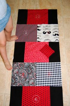 Hopscotch Mat  EcoFriendly  Free US Shipping by mimiandtheboy, $49.99