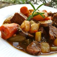 Beef Stew VI #AmericasFarmers