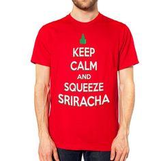 Sriracha KC Squeeze Tee Men's