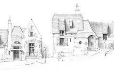 Christopher Architects » Project Sketchbook