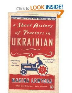 A Short History of Tractors in Ukrainian Marina  Lewycka