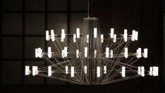 Coppélia chandelier by Arihiro Miyaki for Moooi