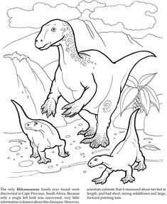 Welcome to Dover Publications Coloring Pages Nature, Dinosaur Coloring Pages, Truck Coloring Pages, Coloring Sheets, Coloring Books, Painting For Kids, Art For Kids, Dinasour Party, Dover Publications