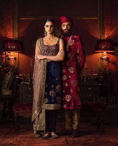 #Sabyasachi #Couture2016 #FIRDAUS #WinterWeddings #KishandasForSabyasachi #HandCraftedInIndia #TheWorldOfSabyasachi @kishandasjewellery @sabyasachiofficial @sabyasachiaccessories @tarun_khiwal @mickeycontractor