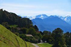 Suiza - Subiendo a la Casa de Heidi by Diario de un Mentiroso, via Flickr @DiarioDeUnMentiroso