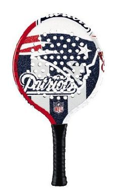 Wilson New England Patriots Paddle 4 1/4 by Wilson. $89.00. Show your support for your favorite NFL® team with the limited edition Wilson® New England Patriots platform tennis paddle.