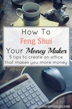 feng shui money maker