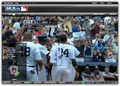 MLBTV - Baseball everywhere. Watch every out-of-market game LIVE or on demand on your favorite devices.