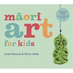 Maori Art For Kids - Julie Noanoa