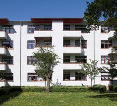Bruno Taut @ grellstrasse 9 - 1927
