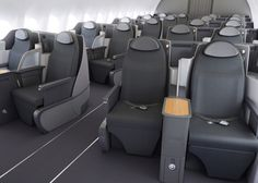 New Business Class : American Airlines A321 Transcontinental