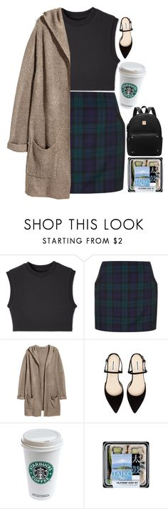 """Untitled #5"" by skyewalker16 ❤ liked on Polyvore featuring Topshop and H&M"