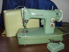 Exactly like my first sewing machine.