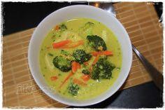 Kochen....meine Leidenschaft: Asiatische Kokos Suppe