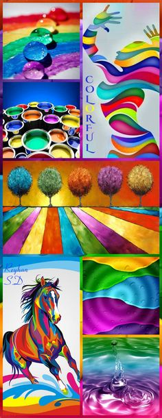'' Colorful '' by Reyhan S.D.