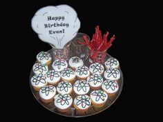 Science Cupcakes  on Cake Central