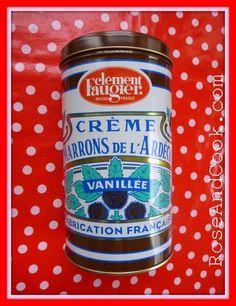 crème de marron faugier