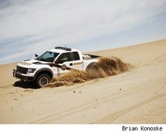 Ford Raptor Sheriff Truck, I'd hate to have this chasing me
