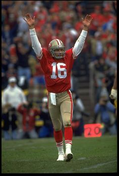#1 Joe Montana  4 superbowls  40,551 yards  273 TD's  139 int 8 pro bowls  92.3 QB rating  16 years played