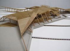 Tectonic Architecture, Folding Architecture, Masterplan Architecture, Architecture Model Making, Architecture Presentation Board, Concept Architecture, Sustainable Architecture, Interior Architecture, Rehabilitation Center Architecture
