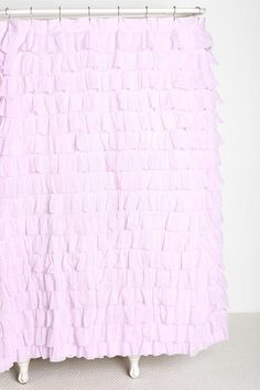1000 Images About Ruffled Shower Curtains On Pinterest