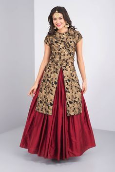 1600 AD - black and red embroidered lehenga Dress Neck Designs, Blouse Designs, Stylish Plus Size Clothing, Indian Wedding Wear, Lehnga Dress, Indian Gowns Dresses, Kurta Designs Women, Ethnic Outfits, Party Wear Dresses