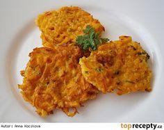 Dýně Hokkaido v křupavých placičkách Czech Recipes, Ethnic Recipes, Modern Food, Vegetarian Recipes, Healthy Recipes, Home Food, Whole 30 Recipes, Food 52, Pumpkin Recipes