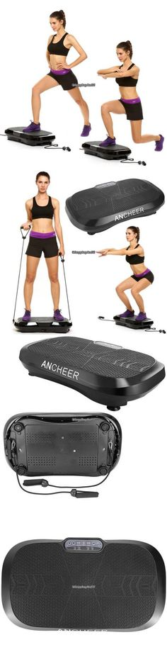 Vibration Platform Machines 171593: Fitness Vibration Platform Workout Machine Exercise Equipment Eh7e -> BUY IT NOW ONLY: $112.01 on eBay!