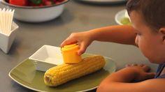 Gosta de barrar #manteiga no #milho ainda fumegante? Conheça o #Spredo-Butter! #gadgets