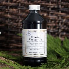 Premier Castor Oil - kit, note the design of the pack wrap in the next picture
