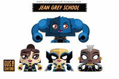 [marvel universe] jean grey school