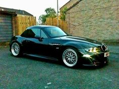 BMW Z3 M Roadster black | BMW Roadsters & Coupes | Pinterest | BMW ...