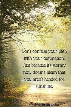 Click the image above for more fertility support and info! #infertility #hope #positive: