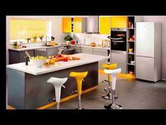 Modelos de cozinhas modernas - YouTube