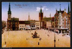 Bytom - moje miasto na starych pocztówkach. - Fotoblog herta1970.flog.pl