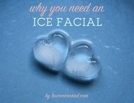 Primp Tip: Get Iced: It may not sound that particularly pleasant, but running an ice cube over your face has a lot of benefits for your skin. Besides giving your face a dewy, glowing look, the frosty cubes will help to smooth your complexion by combating fat cells, ease wrinkles, fight acne, and promote blood circulation that will help heal blemishes.